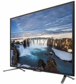 55 inch 4K Ultra HD LED TV Slim Flat Screen 60 HZ 2160p HDMI