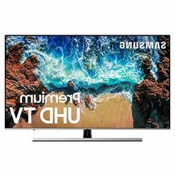 Samsung 55NU8000 Flat 55-in 4K UHD 8 Series Smart LED TV