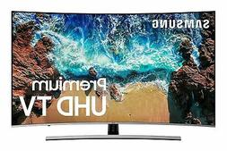 "Samsung 55NU8500 Curved 55"" 4K UHD 8 Series Smart TV 2018"