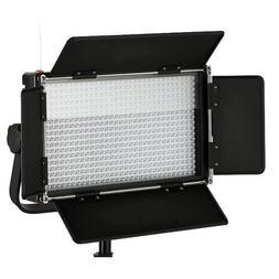 Came-TV 576 Dimmable Bi-Color LED 2-Light Kit V-Mount Batter