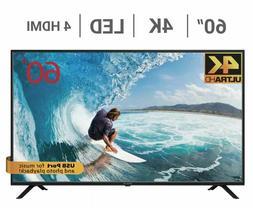 "Proscan 60"" LED 4K UHD TV - PLED6055-UHD Model: PLED6055-UHD"