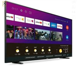 "Philips 65"" Class 4K Ultra HD  Android Smart LED TV with Goo"
