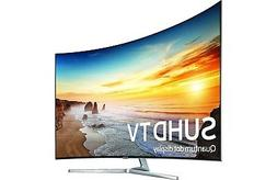 """Samsung 65"""" UN65KS9500 Curved Smart LED 4K Ultra HD TV with"""