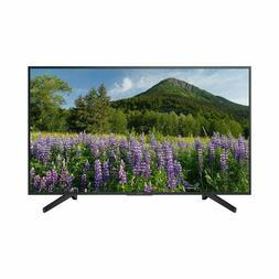 "Sony 65"" X70F LED 4K Ultra HDR Smart TV - KD65X7000F"