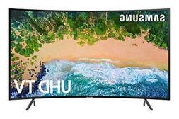 "Samsung 65NU7300 Curved 65"" 4K UHD 7 Series Smart LED TV"