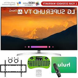 """LG 65SK9000PUA 65"""" Super UHD 4K AI Smart TV w/Nano Cell Disp"""