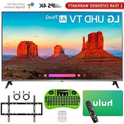 "LG 65UK7700PUD 65"" Class 4K HDR Smart LED AI UHD TV w/ThinQ"