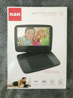RCA 9 Portable DVD Player DRC98090 W/ AC & Car Power Adapter