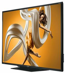 Sharp 90-Inch Aquos Smart LED HD TV 1080p 120Hz 3D LC-90LE65