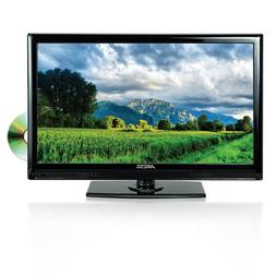 Axess 15.6-Inch LED HDTV, Includes AC/DC TV, DVD Player, HDM
