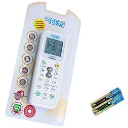 HQRP Universal Remote Control Compatible with SHARP 9JM20112