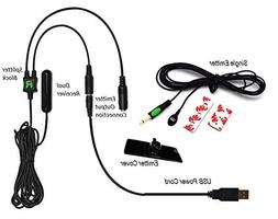 Infrared Resources Single device USB powered 30~60kHz IR Rem