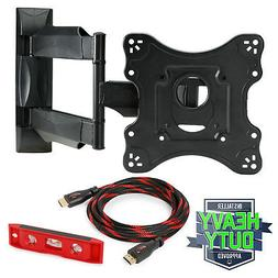 Mount Factory Articulating Swivel Full Motion TV Wall Mount