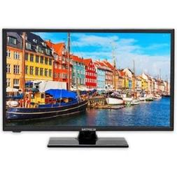 "NEW SCEPTRE E195BD-SR 19"" HD LED TV Built-in DVD Player 720p"