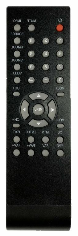 NEW USBRMT Remote For Proscan Curtis TV PLDED4016A PLED4011A