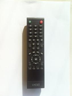 New SEIKI Remote control for Seiki SC552GS SE421TT, SE241TS,