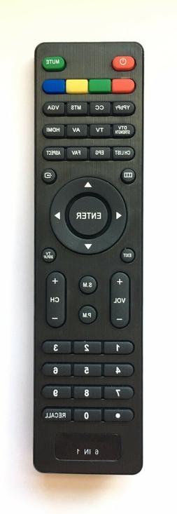 New USBRMT 6 in 1 Universal Remote For Pioneer Viore Polaroi