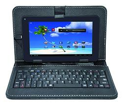 Proscan 9-inch Quad Core Tablet with Keyboard and Case, 8GB