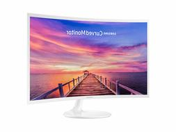 "Samsung 32"" Curved Full HD Monitor CF391 VESA mount"