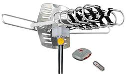 Supreme Amplified BOOSTWAVES Outdoor Remote Controlled HDTV