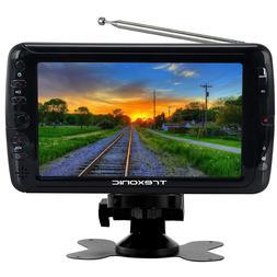 Trexonic Portable Ultra Lightweight Rechargeable Widescreen