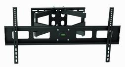 Tuffmounts Articulating Full Motion TV Wall Mount for Most 3