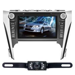 Tyso For TOYOTA Camry 2012 8 inch Indash CAR DVD Player GPS
