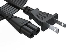 Pwr TV Power Cord 12Ft Cable for Samsung LG TCL Sony: UL LIS