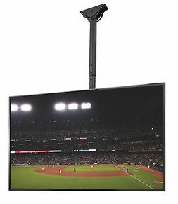 VIVO TV Ceiling Mount Height Adjustable and Tilt for LCD LED