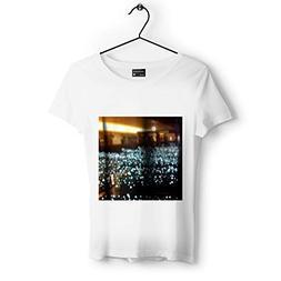 Westlake Art - Night Lighting - Unisex Tshirt - Picture Phot