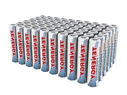Tenergy Premium Rechargeable AAA Batteries, High Capacity 10