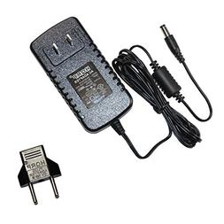 HQRP AC Adapter for Samson Expedition XP106 Portable Sound S