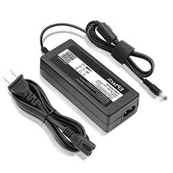 AC/DC Adapter for Naxa 1080p LED HD TV with DVD NTD Series N