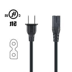 ABLEGRID AC Power Cord for TOSHIBA TV 19LV61K 22LV505 22LV61