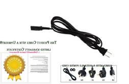 UpBright NEW AC IN Power Cord Outlet Plug Cable For Samsung