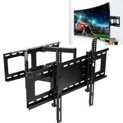 """Adjustable Curved Panel TV Wall Mount Bracket 32- 65"""" UHD"""