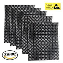 Anti-Static Bags,20pcs Antistatic Bag Large ESD Shielding An
