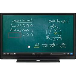 Sharp Aquos Board - 60 Class  LED display
