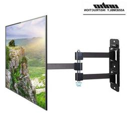 "Articulating Full Motion TV Wall Mount Tilt Swivel For 17""20"