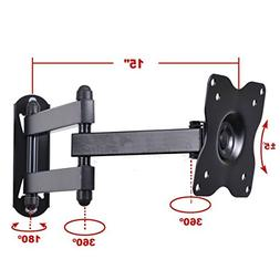 Articulating Tilt TV Monitor Wall Mount 19 20 22 23 24 26 28