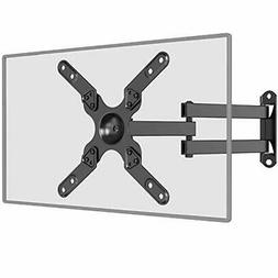 WALI Articulating TV LCD Monitor Wall Mount Full Motion 14""