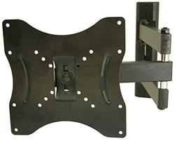 ARTICULATING LCD LED TV WALL MOUNT BRACKET FULL MOTION SWIVE