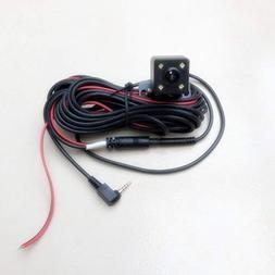 Auto Rear View Backup Camera 2.5mm AV-IN for Car DVR Camcord