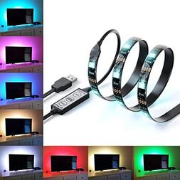 Bias Lighting TV Backlight for HDTV LED Strips Led Lights Mu
