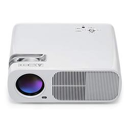 WAZA BL20 Video Projector 3000lm Support 1080P  32''-200'' S