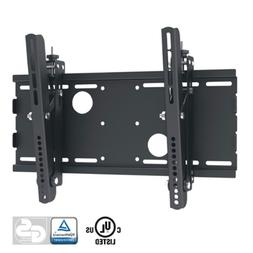 Black Adjustable Tilt/Tilting Wall Mount Bracket for TCL 55S