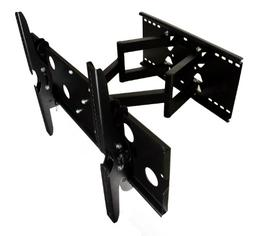 Black Steel Swivel TV Mount Plasma and LCD compatible with P