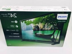 """Brand NEW Philips 24"""" TV 720p LED Television in box Sealed."""