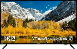 "Brand NEW Westinghouse WR55UX4019 55"" 4k UHD Roku Smart TV w"