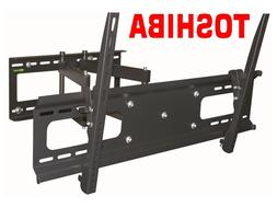 "Cantilever Tilt Swivel Toshiba TV Wall Mount 42 Inch 50"" 55"""